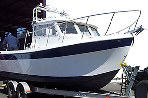 Services : Harbor Marine